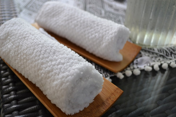 diy wellness towels