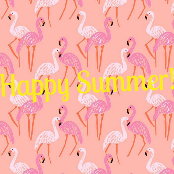 happy summer flamingo 2