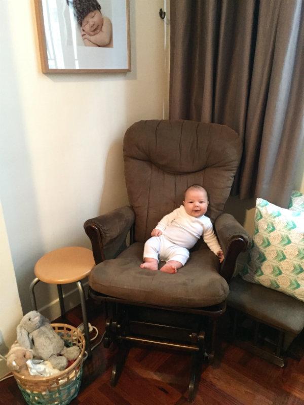 R- chair